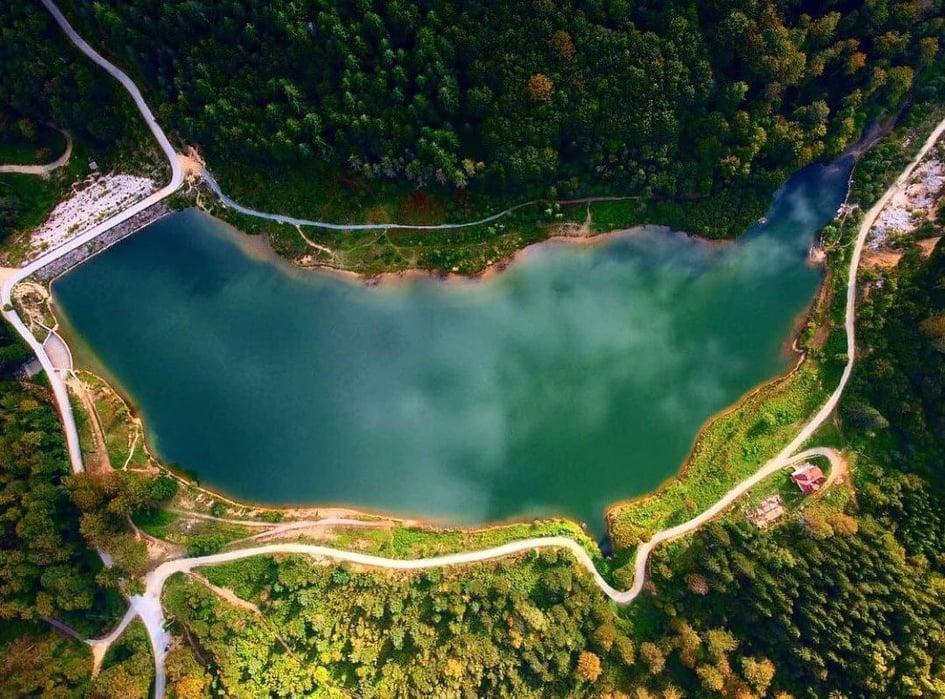 Jezero Selište