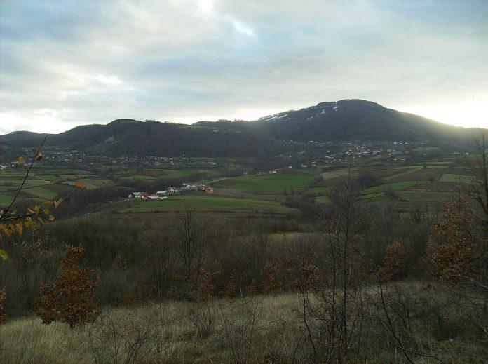 Planina Ješevac
