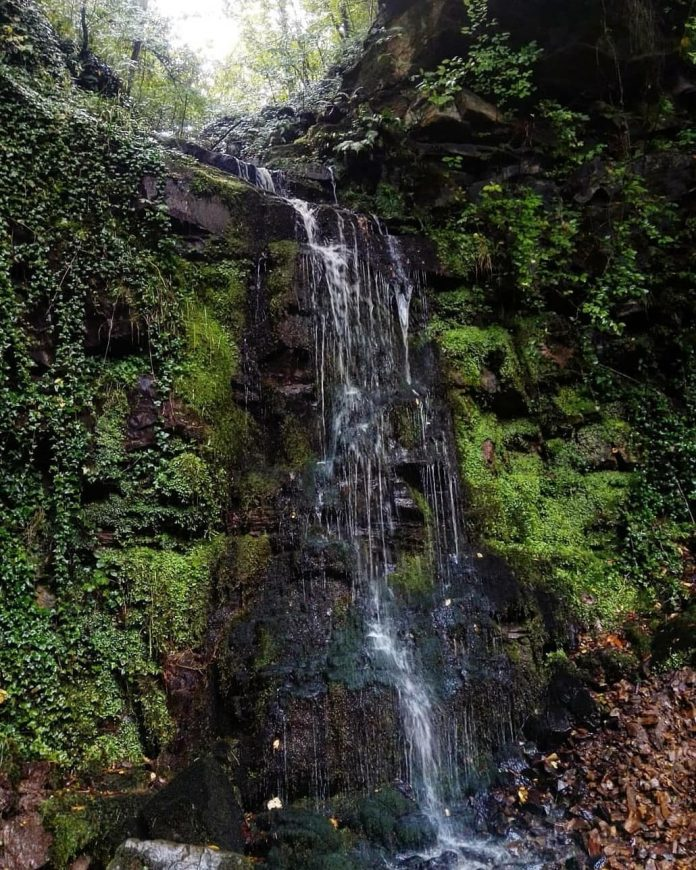 Ćorov vodopad