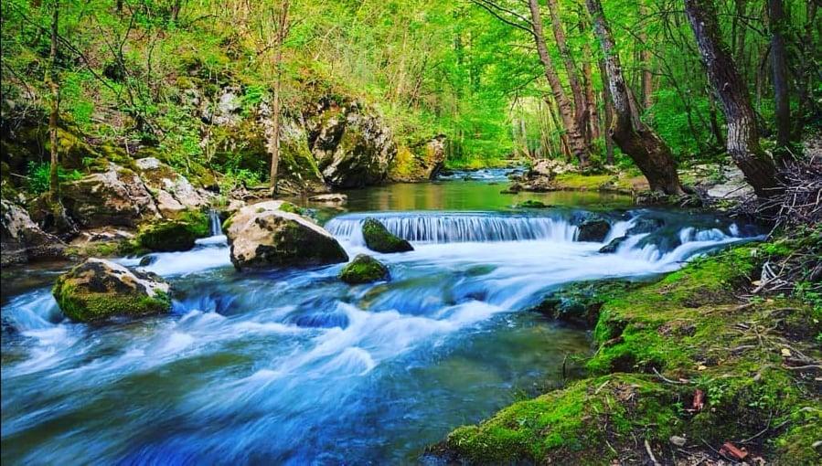 Reka Moravica - Sokobanjska Moravica