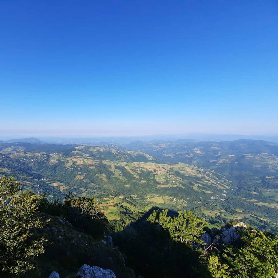 Planina Mučanj