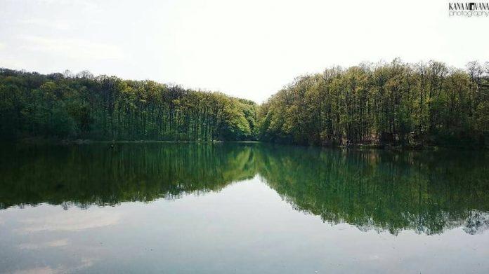 Jezero Zaova