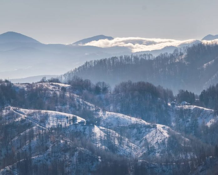 Planina Boranja