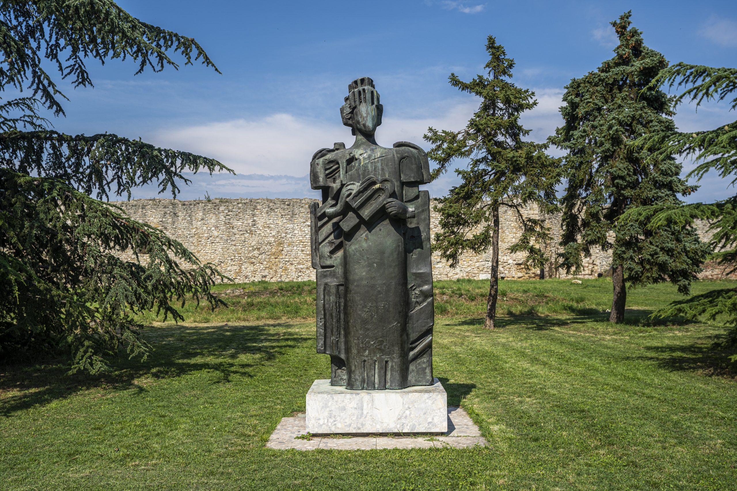 Spomenik despotu Stefanu Lazareviću