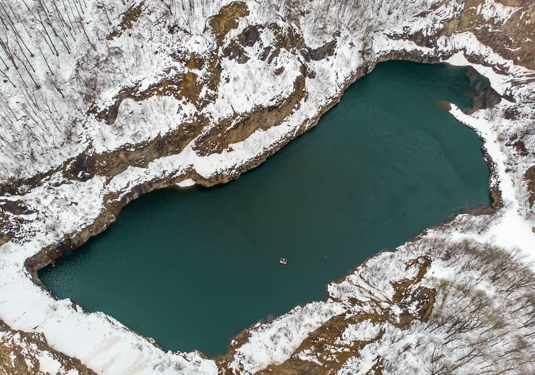 Ledinačko jezero