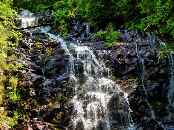 Donji Piljski vodopad