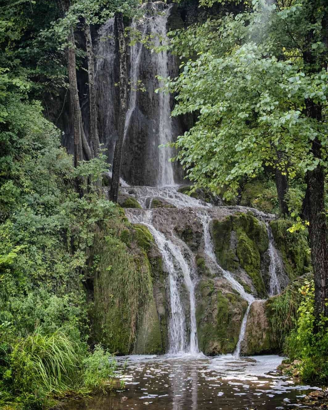Vodopad Bigar