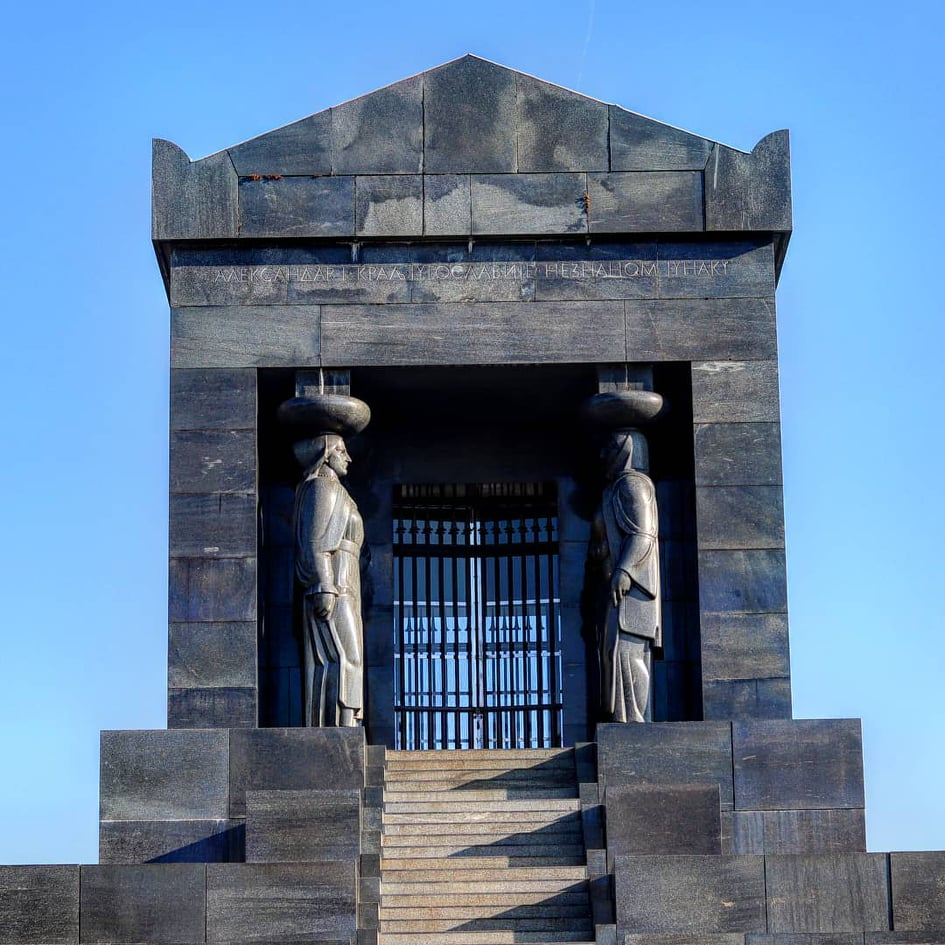 Spomenik Neznanom junaku