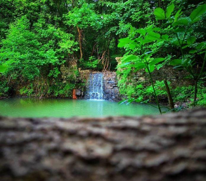 Vodopad Pruten