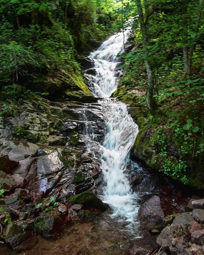 Gornji Piljski vodopad
