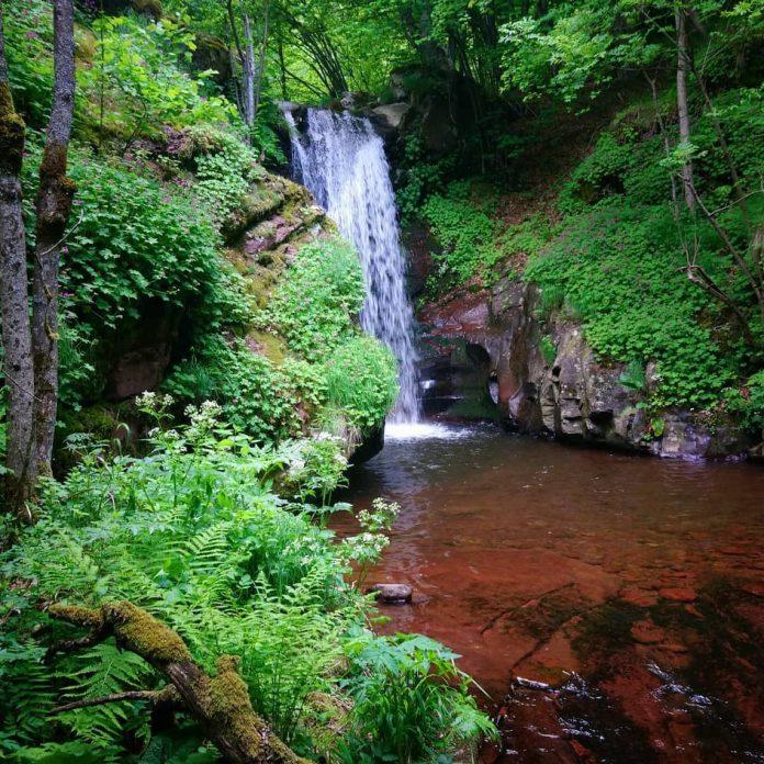 Krmoljski vodopadi