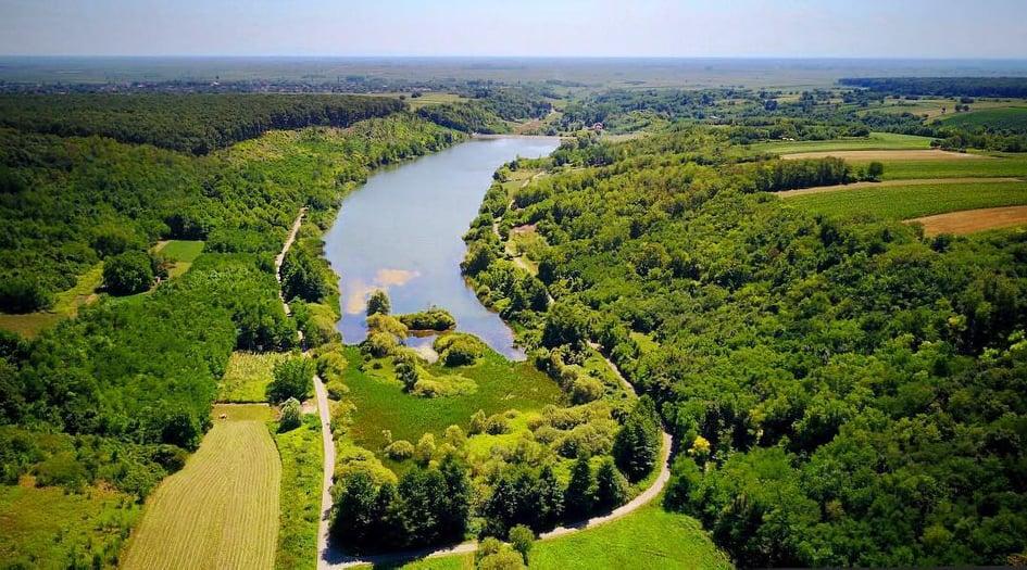 Jezero Bruje