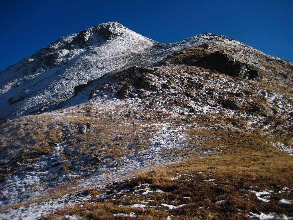 Najviši vrh u Srbiji - Velika Rudoka