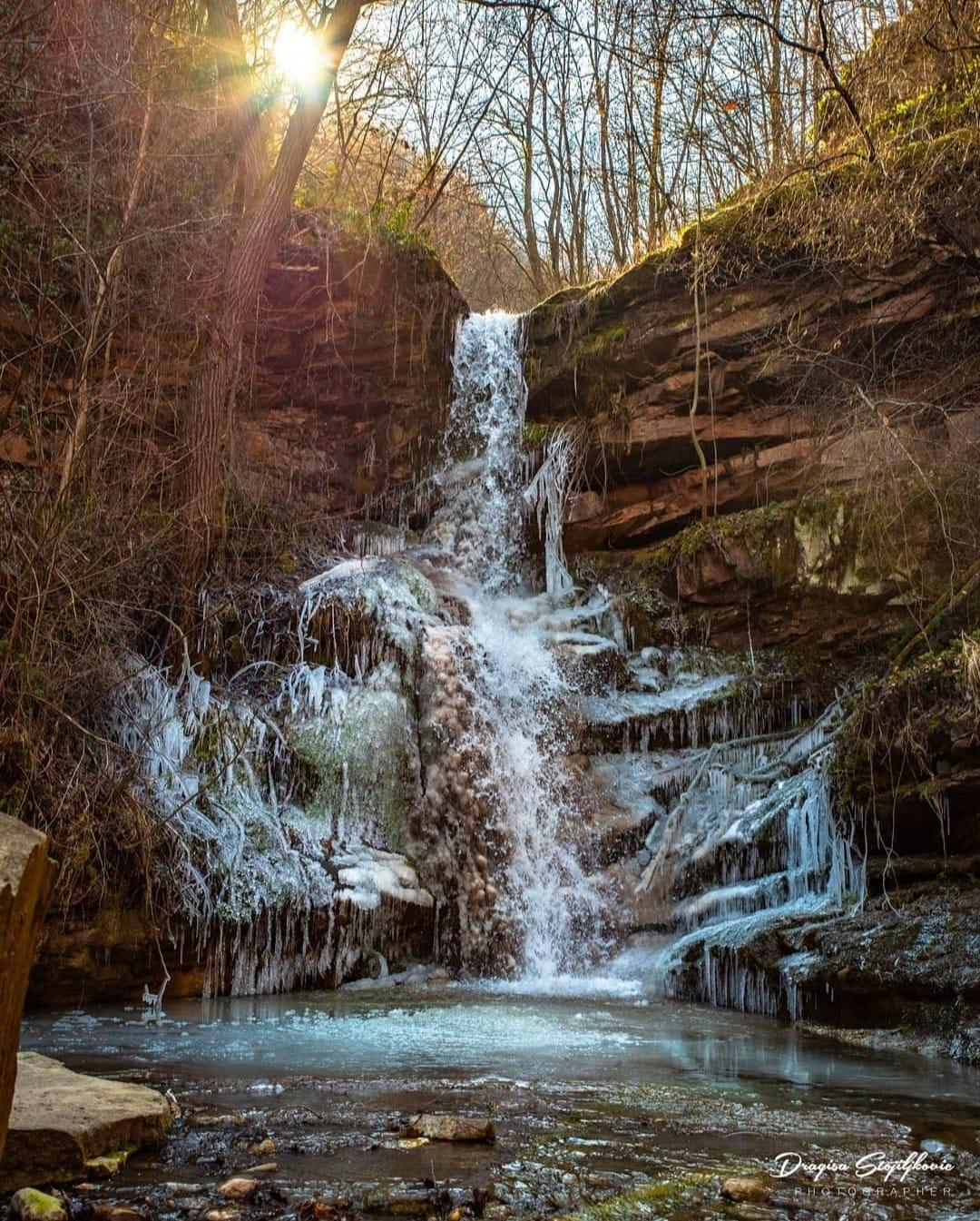 Vodopad Bukovački do