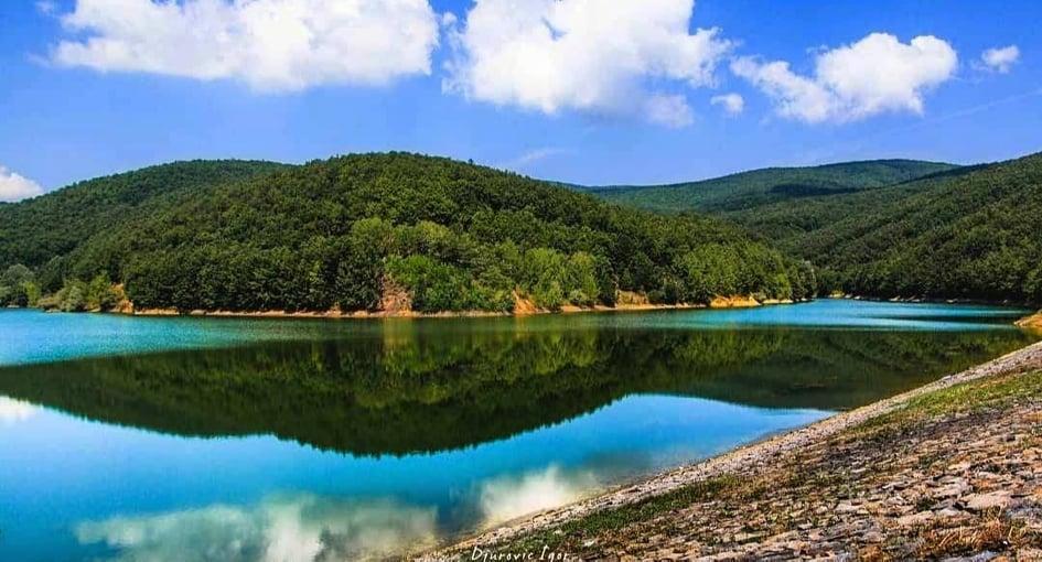 Krajkovačko jezero