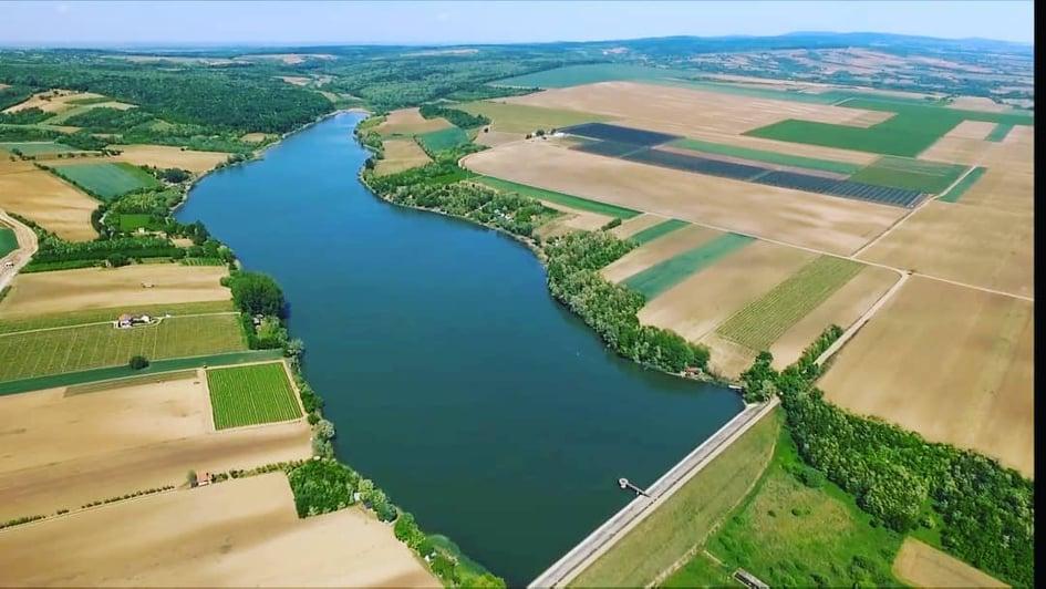 Jezero Moharač