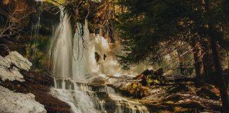 Vodopad Orlov kamen