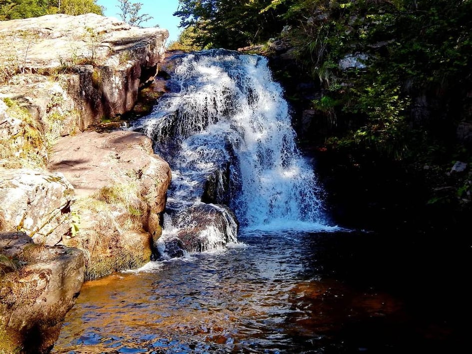 Vodopad Draganov vir