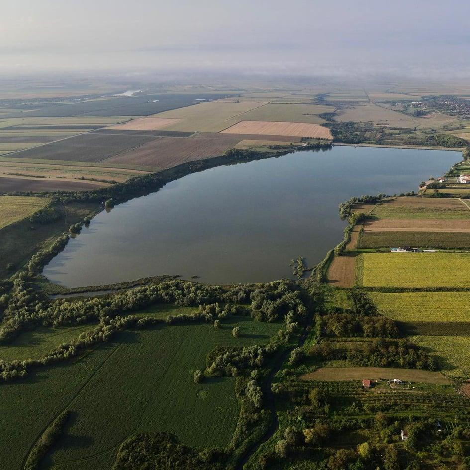 Jezero Kudoš