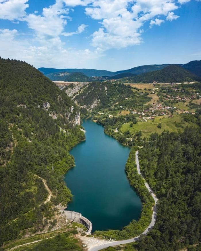 Jezero Spajići